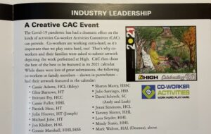 calendar art high companies lancaster pa